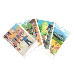 画像2: 毛利フジオ ポストカード Vol.3