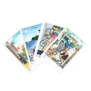 画像2: 毛利フジオ ポストカード Vol.5