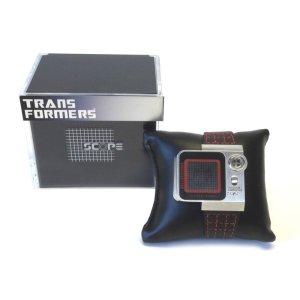 画像4: トランスフォーマーLED時計SCOPE