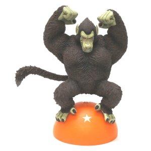 画像1: 大猿ゴクウ 巨大フィギュア 蓄光版